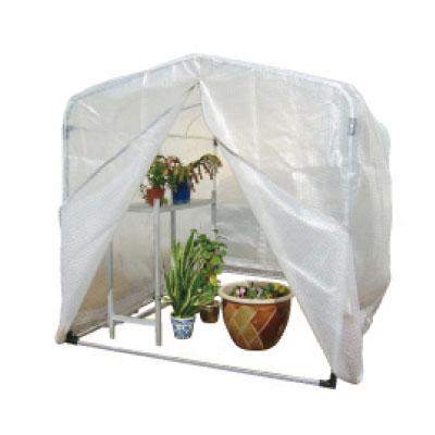 アルミフレーム製 フラワー温室